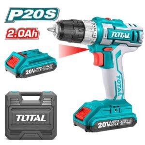 Total Tools - Taladro atornillador TDLI200215